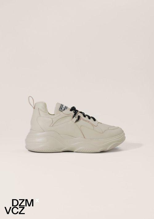 Tênis Sneaker Vicenza - Bege