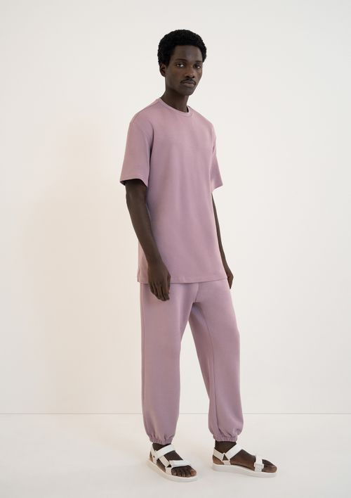 Vestido T-shirt Unissex - Roxo