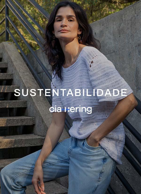 Sustentabilidade Cia Hering