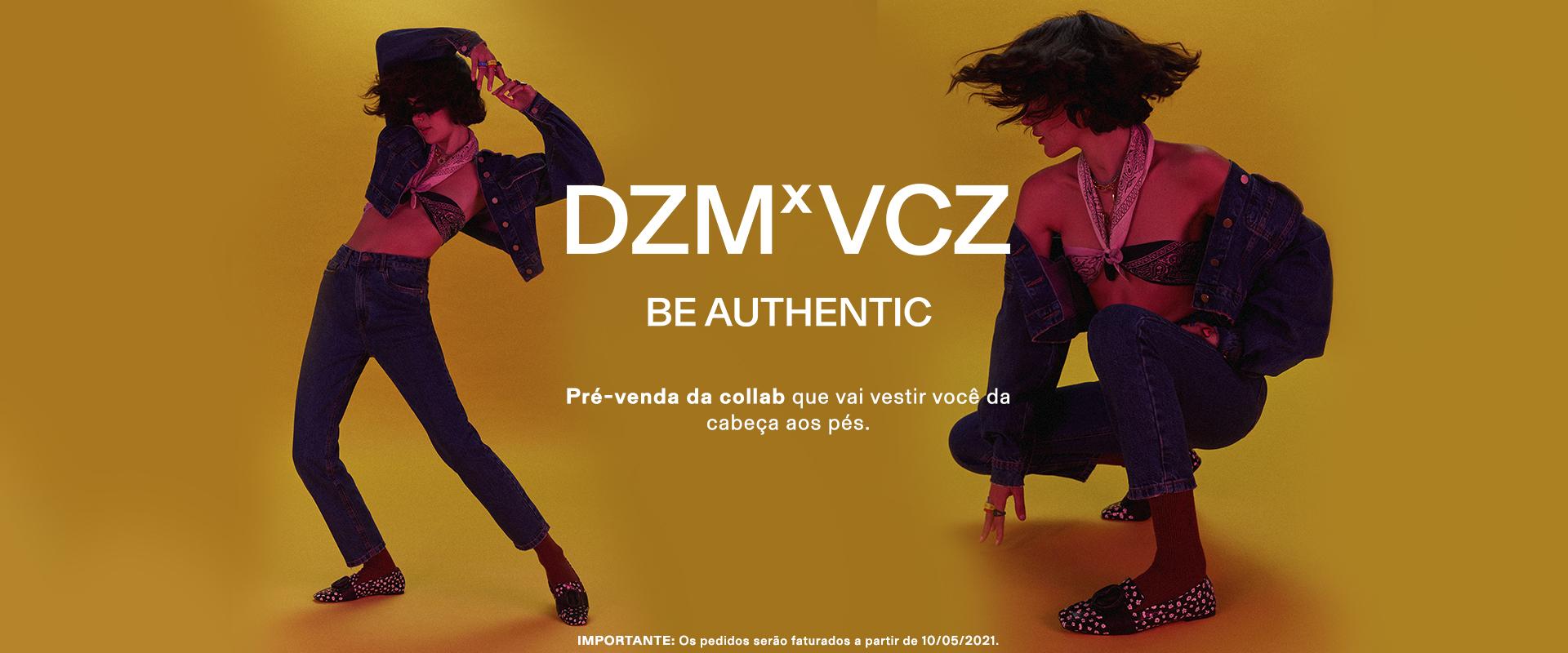 Pre-venda DZMxVCZ 06-05 - Pre-venda DZMxVCZ 06-05